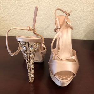LIMITED EDITION!!! Christian Dior heel sandals.
